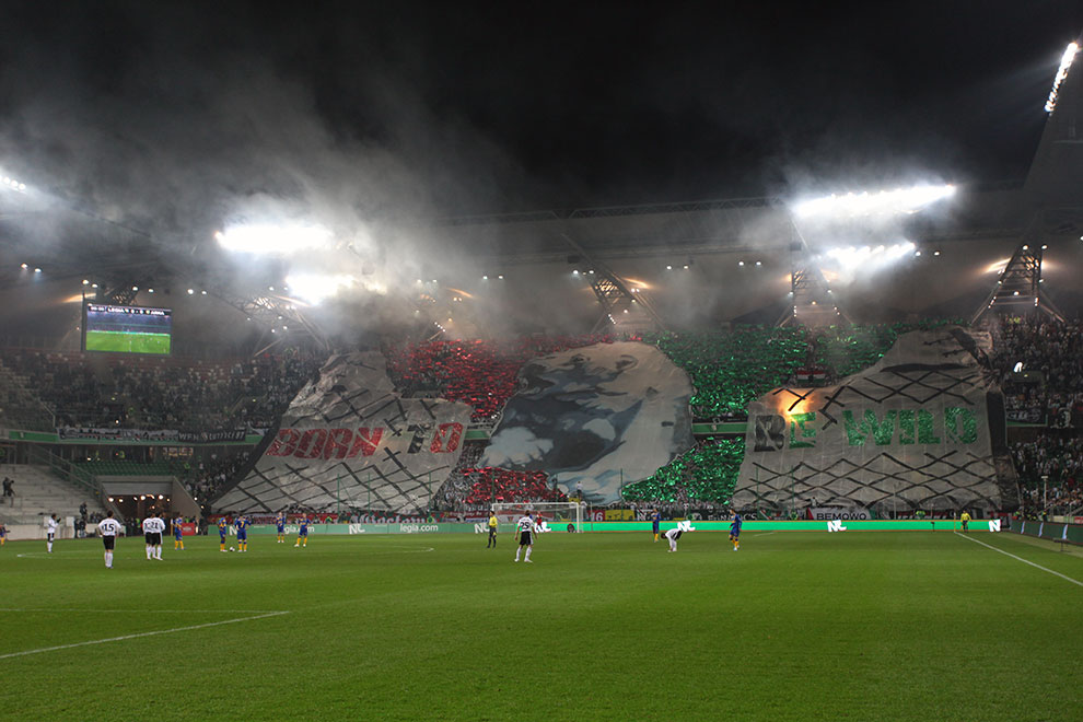 Legia Warszawa 3-0 Arka Gdynia - fot. Piotr Galas (zdjęcie 13 z 61)