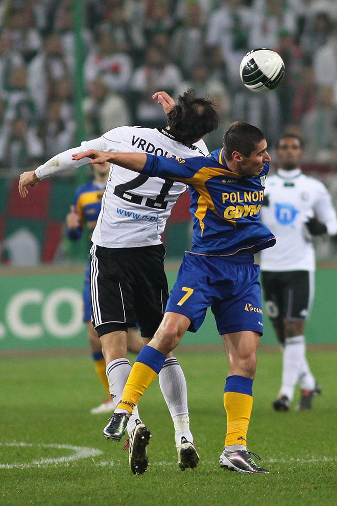 Legia Warszawa 3-0 Arka Gdynia - fot. Piotr Galas (zdjęcie 15 z 61)