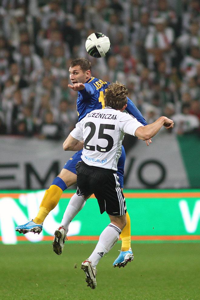 Legia Warszawa 3-0 Arka Gdynia - fot. Piotr Galas (zdjęcie 18 z 61)