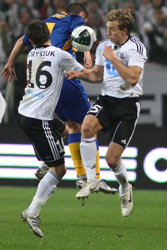 Legia Warszawa 3-0 Arka Gdynia - fot. Piotr Galas (zdjęcie 19 z 61)