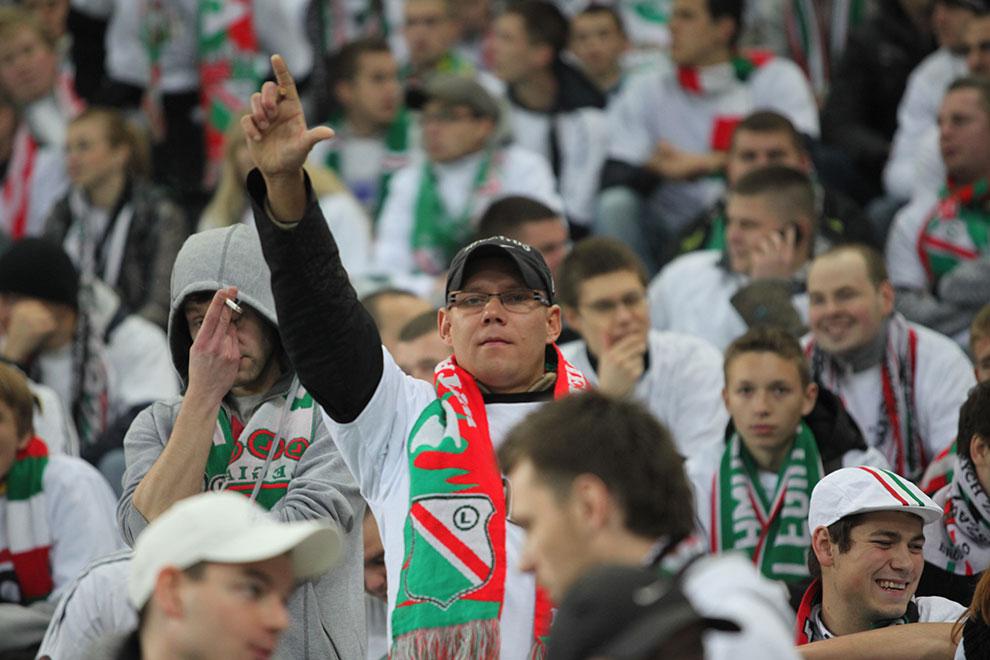 Legia Warszawa 3-0 Arka Gdynia - fot. Piotr Galas (zdjęcie 2 z 61)