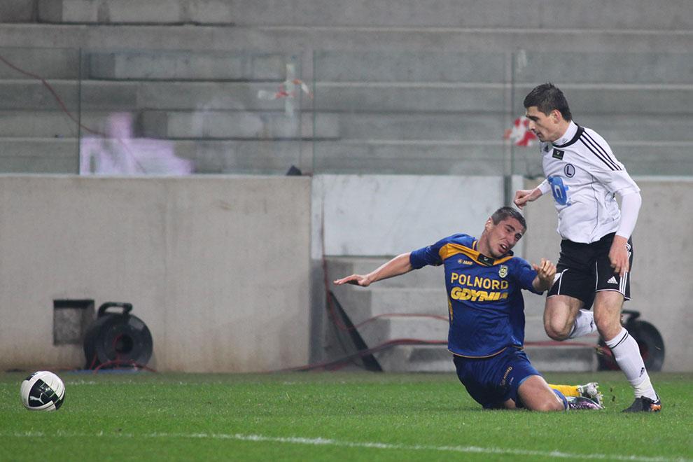 Legia Warszawa 3-0 Arka Gdynia - fot. Piotr Galas (zdjęcie 21 z 61)