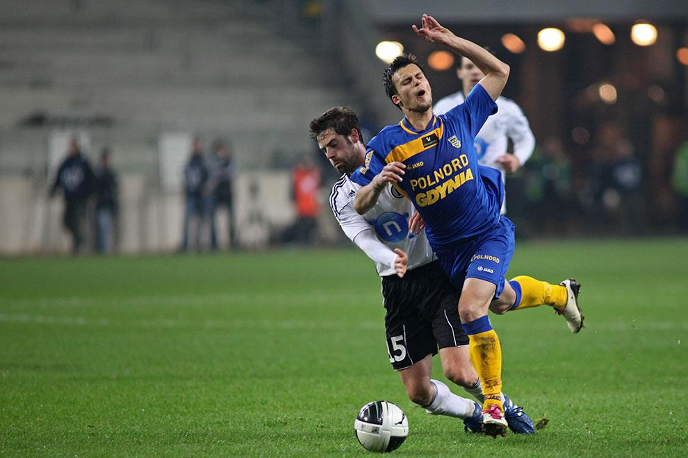 Legia Warszawa 3-0 Arka Gdynia - fot. Piotr Galas (zdjęcie 22 z 61)