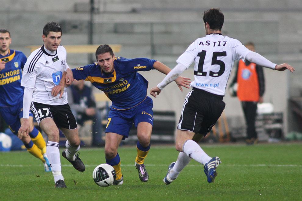 Legia Warszawa 3-0 Arka Gdynia - fot. Piotr Galas (zdjęcie 25 z 61)