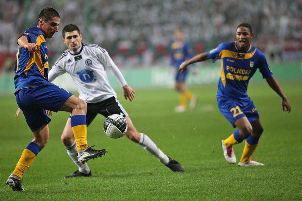 Legia Warszawa 3-0 Arka Gdynia - fot. Piotr Galas (zdjęcie 27 z 61)