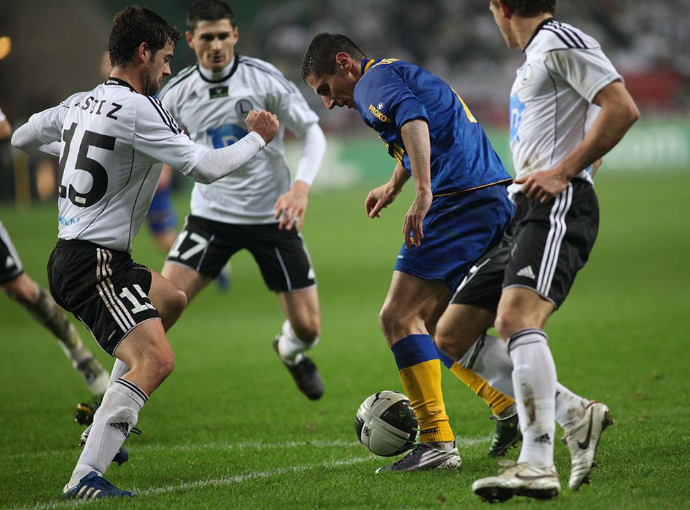 Legia Warszawa 3-0 Arka Gdynia - fot. Piotr Galas (zdjęcie 28 z 61)