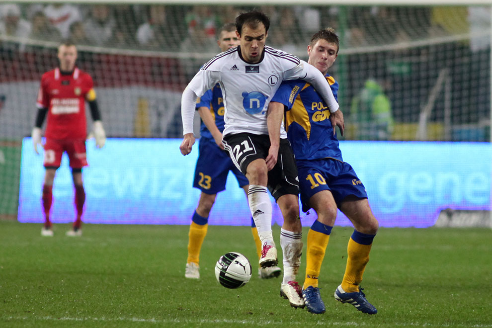 Legia Warszawa 3-0 Arka Gdynia - fot. Piotr Galas (zdjęcie 29 z 61)