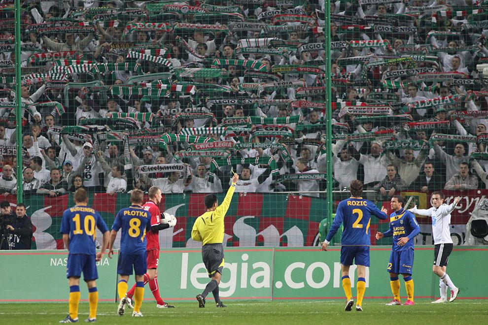 Legia Warszawa 3-0 Arka Gdynia - fot. Piotr Galas (zdjęcie 30 z 61)
