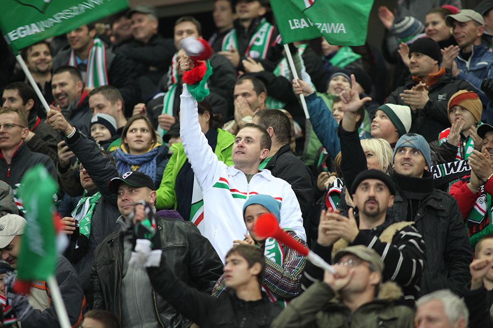 Legia Warszawa 3-0 Arka Gdynia - fot. Piotr Galas (zdjęcie 31 z 61)