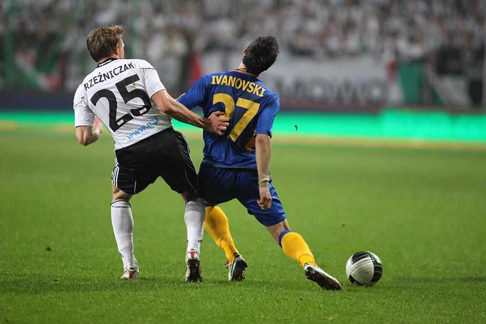 Legia Warszawa 3-0 Arka Gdynia - fot. Piotr Galas (zdjęcie 34 z 61)