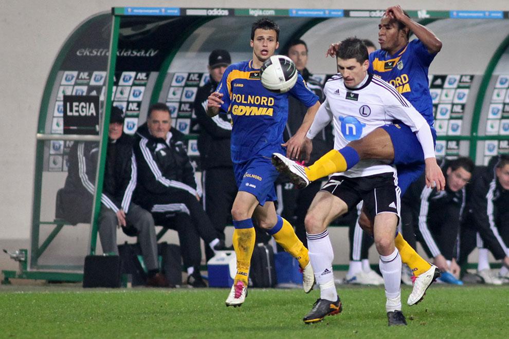 Legia Warszawa 3-0 Arka Gdynia - fot. Piotr Galas (zdjęcie 35 z 61)