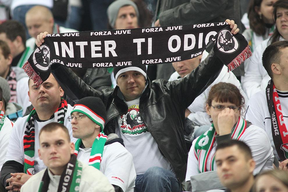 Legia Warszawa 3-0 Arka Gdynia - fot. Piotr Galas (zdjęcie 36 z 61)
