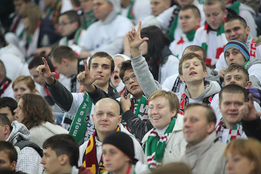 Legia Warszawa 3-0 Arka Gdynia - fot. Piotr Galas (zdjęcie 38 z 61)