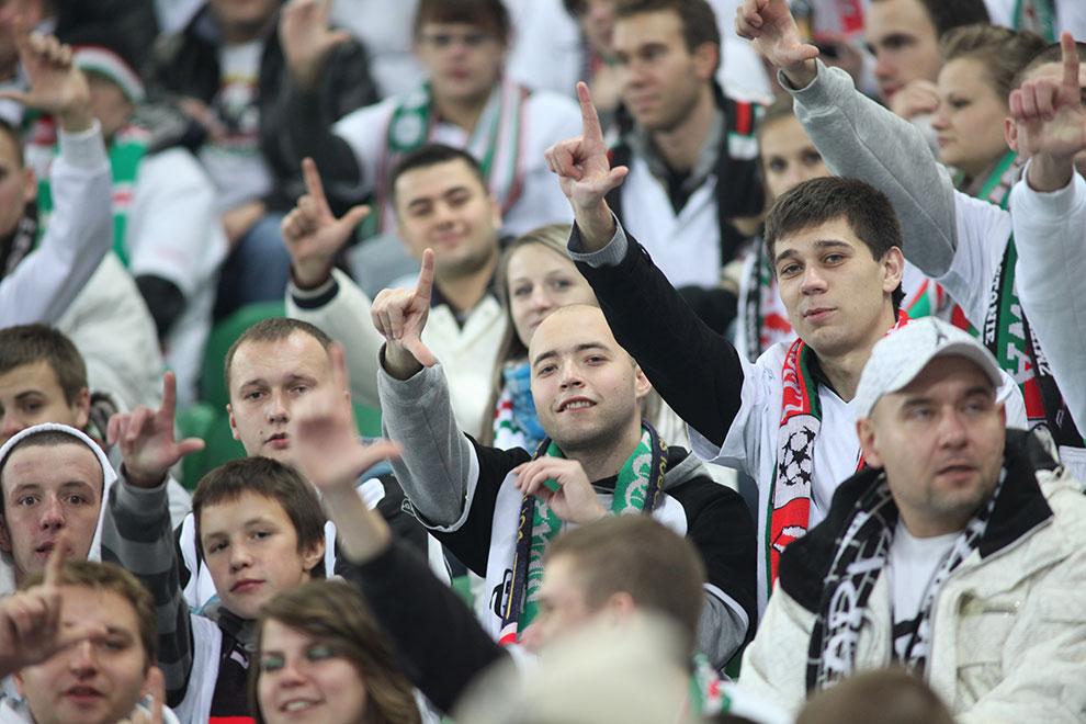 Legia Warszawa 3-0 Arka Gdynia - fot. Piotr Galas (zdjęcie 39 z 61)