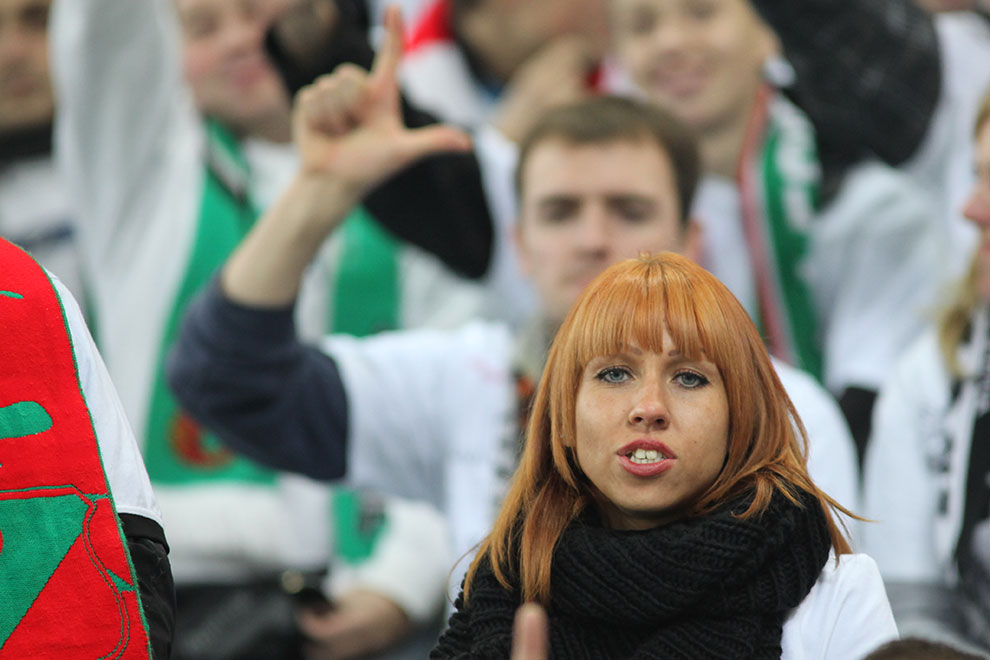 Legia Warszawa 3-0 Arka Gdynia - fot. Piotr Galas (zdjęcie 40 z 61)