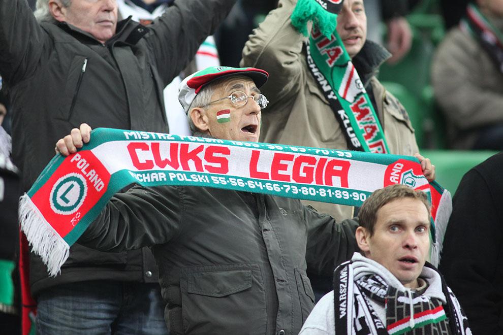 Legia Warszawa 3-0 Arka Gdynia - fot. Piotr Galas (zdjęcie 41 z 61)