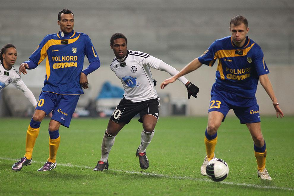 Legia Warszawa 3-0 Arka Gdynia - fot. Piotr Galas (zdjęcie 42 z 61)