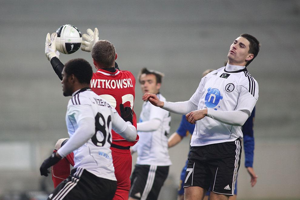 Legia Warszawa 3-0 Arka Gdynia - fot. Piotr Galas (zdjęcie 43 z 61)