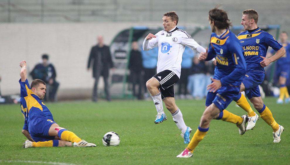Legia Warszawa 3-0 Arka Gdynia - fot. Piotr Galas (zdjęcie 44 z 61)
