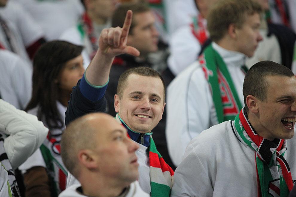 Legia Warszawa 3-0 Arka Gdynia - fot. Piotr Galas (zdjęcie 5 z 61)