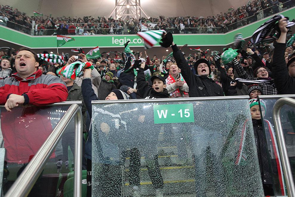 Legia Warszawa 3-0 Arka Gdynia - fot. Piotr Galas (zdjęcie 52 z 61)