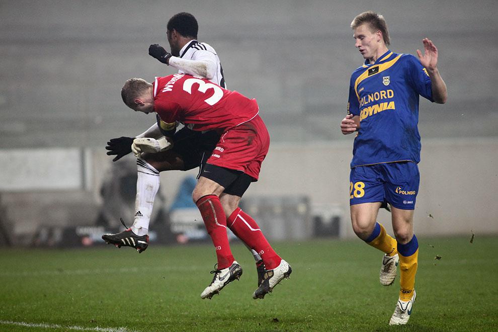 Legia Warszawa 3-0 Arka Gdynia - fot. Piotr Galas (zdjęcie 53 z 61)