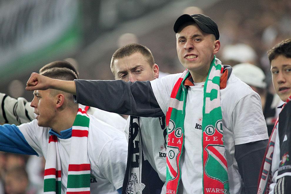 Legia Warszawa 3-0 Arka Gdynia - fot. Piotr Galas (zdjęcie 55 z 61)
