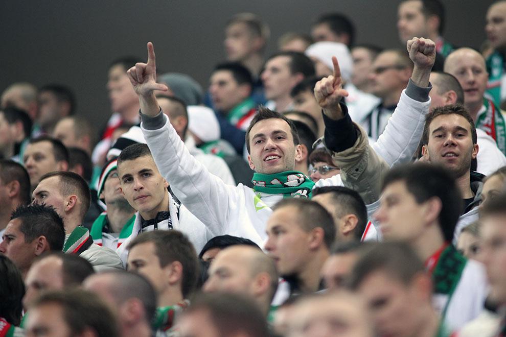 Legia Warszawa 3-0 Arka Gdynia - fot. Piotr Galas (zdjęcie 56 z 61)