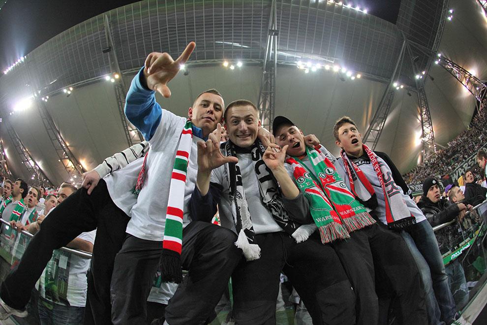 Legia Warszawa 3-0 Arka Gdynia - fot. Piotr Galas (zdjęcie 57 z 61)