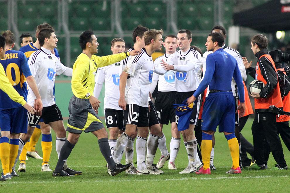 Legia Warszawa 3-0 Arka Gdynia - fot. Piotr Galas (zdjęcie 58 z 61)