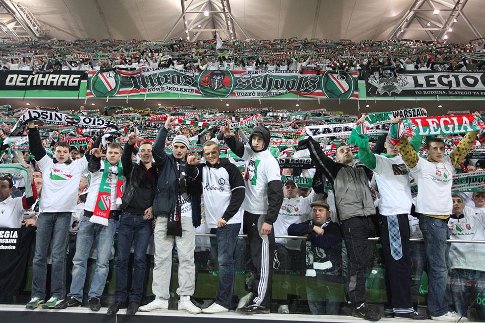Legia Warszawa 3-0 Arka Gdynia - fot. Piotr Galas (zdjęcie 59 z 61)