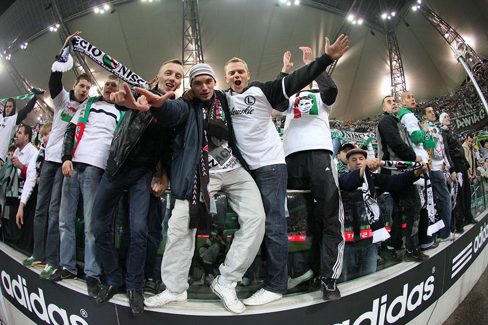 Legia Warszawa 3-0 Arka Gdynia - fot. Piotr Galas (zdjęcie 60 z 61)