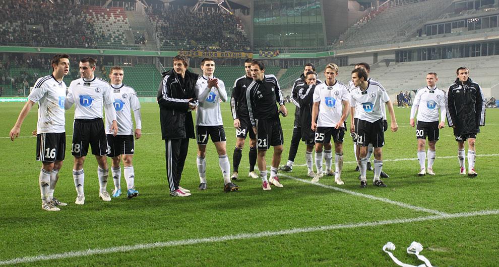 Legia Warszawa 3-0 Arka Gdynia - fot. Piotr Galas (zdjęcie 61 z 61)