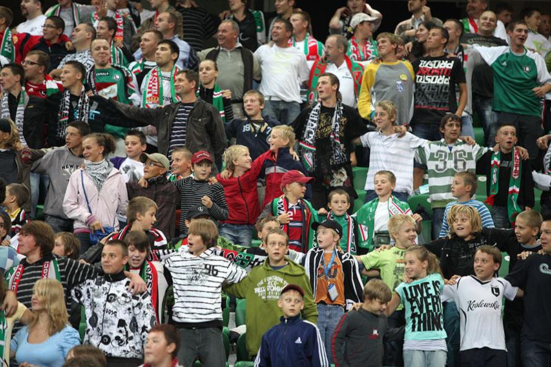 Legia Warszawa 0-2 GKS Bełchatów - fot. Piotr Galas (zdjęcie 11 z 59)