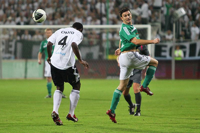 Legia Warszawa 0-2 GKS Bełchatów - fot. Piotr Galas (zdjęcie 12 z 59)