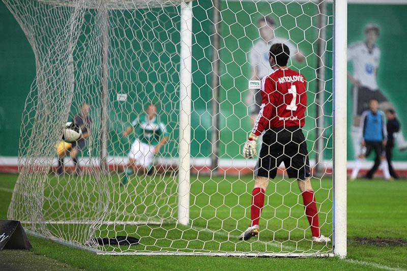 Legia Warszawa 0-2 GKS Bełchatów - fot. Piotr Galas (zdjęcie 14 z 59)