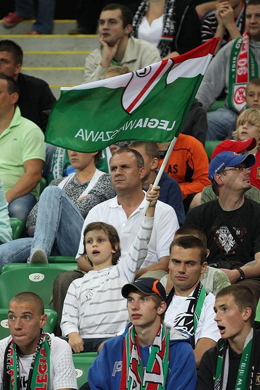 Legia Warszawa 0-2 GKS Bełchatów - fot. Piotr Galas (zdjęcie 15 z 59)