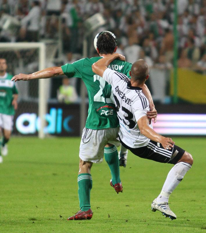 Legia Warszawa 0-2 GKS Bełchatów - fot. Piotr Galas (zdjęcie 16 z 59)