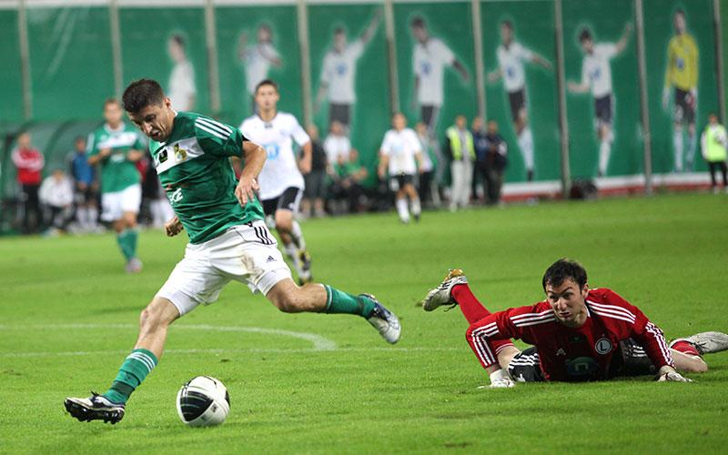 Legia Warszawa 0-2 GKS Bełchatów - fot. Piotr Galas (zdjęcie 18 z 59)