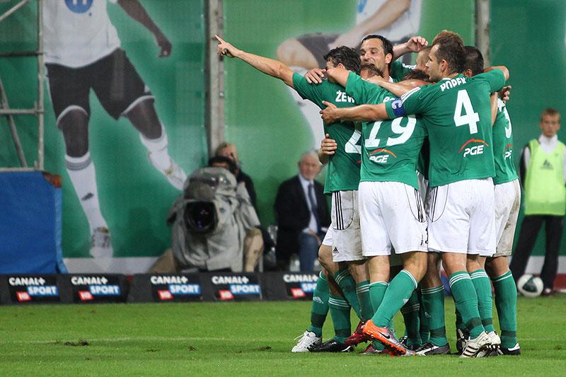 Legia Warszawa 0-2 GKS Bełchatów - fot. Piotr Galas (zdjęcie 21 z 59)