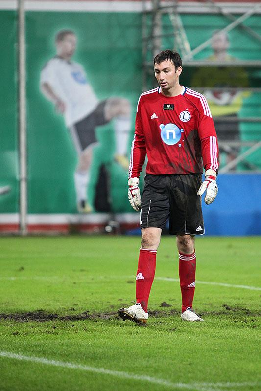 Legia Warszawa 0-2 GKS Bełchatów - fot. Piotr Galas (zdjęcie 22 z 59)