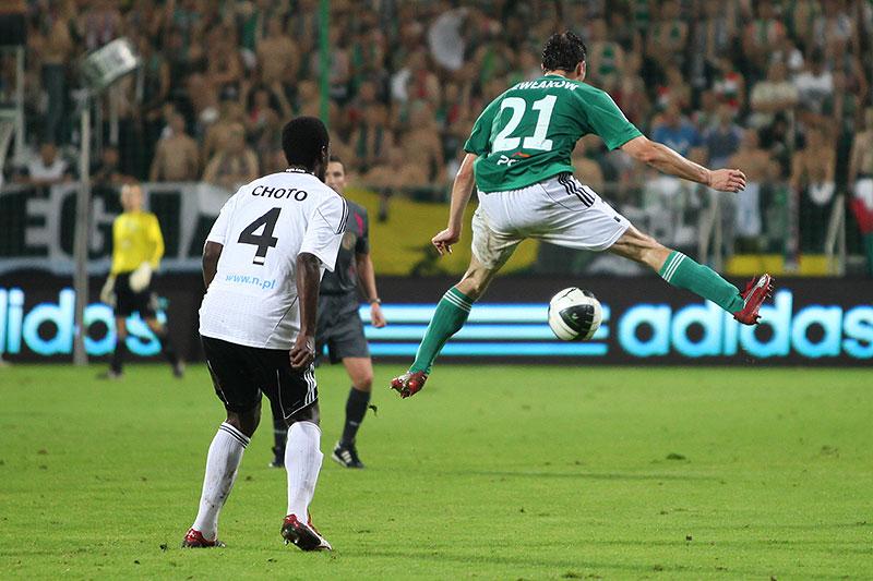 Legia Warszawa 0-2 GKS Bełchatów - fot. Piotr Galas (zdjęcie 23 z 59)