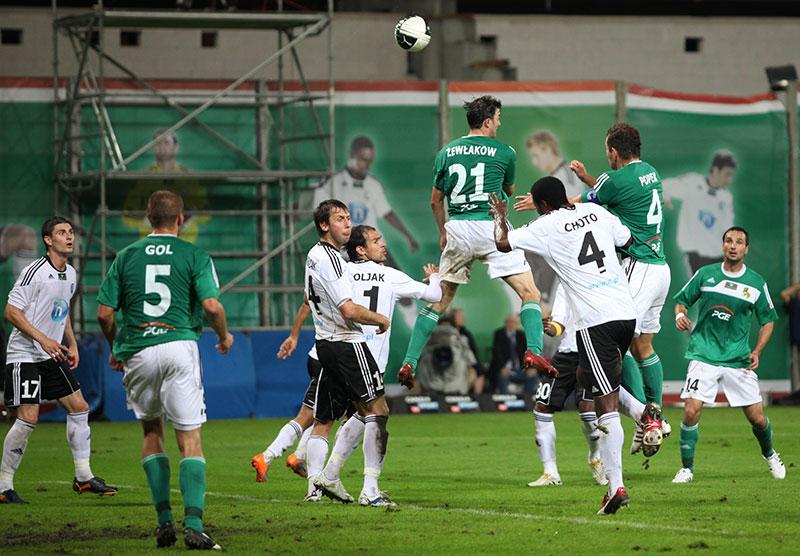 Legia Warszawa 0-2 GKS Bełchatów - fot. Piotr Galas (zdjęcie 24 z 59)