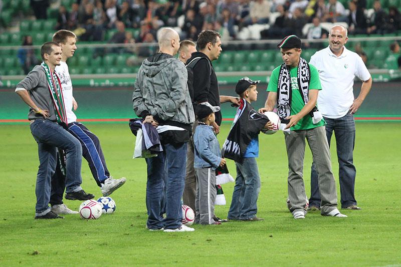 Legia Warszawa 0-2 GKS Bełchatów - fot. Piotr Galas (zdjęcie 26 z 59)
