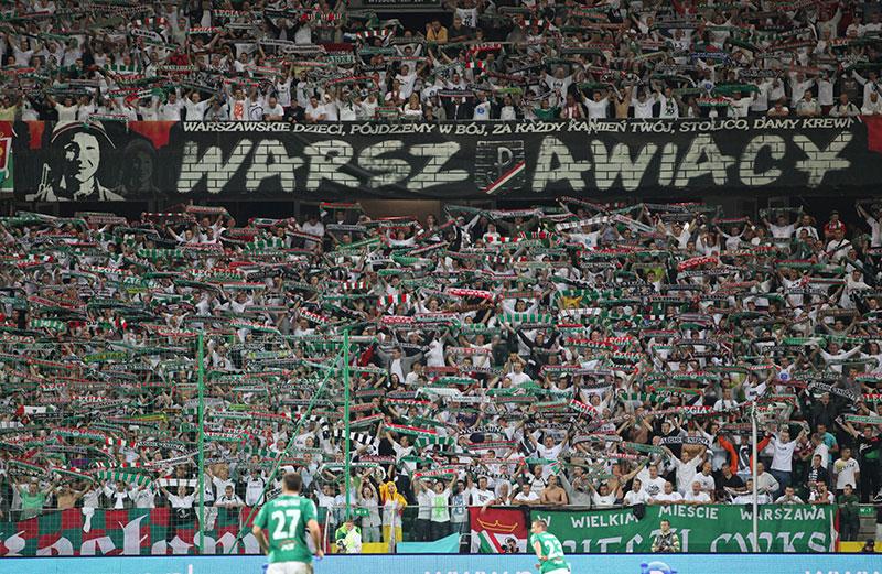 Legia Warszawa 0-2 GKS Bełchatów - fot. Piotr Galas (zdjęcie 27 z 59)