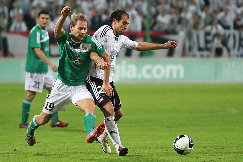 Legia Warszawa 0-2 GKS Bełchatów - fot. Piotr Galas (zdjęcie 28 z 59)
