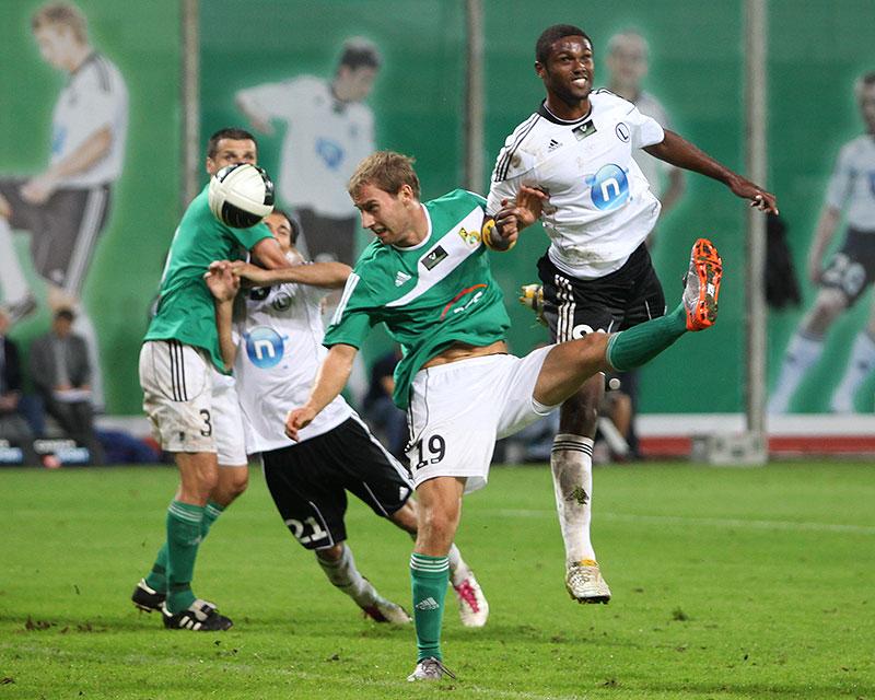 Legia Warszawa 0-2 GKS Bełchatów - fot. Piotr Galas (zdjęcie 29 z 59)