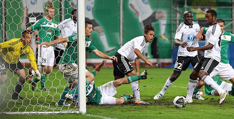 Legia Warszawa 0-2 GKS Bełchatów - fot. Piotr Galas (zdjęcie 30 z 59)