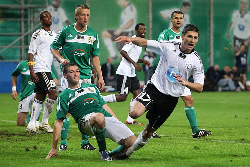 Legia Warszawa 0-2 GKS Bełchatów - fot. Piotr Galas (zdjęcie 31 z 59)