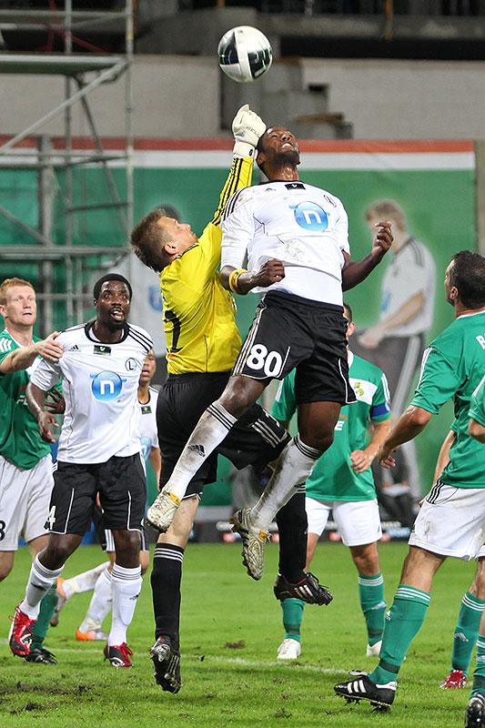 Legia Warszawa 0-2 GKS Bełchatów - fot. Piotr Galas (zdjęcie 32 z 59)